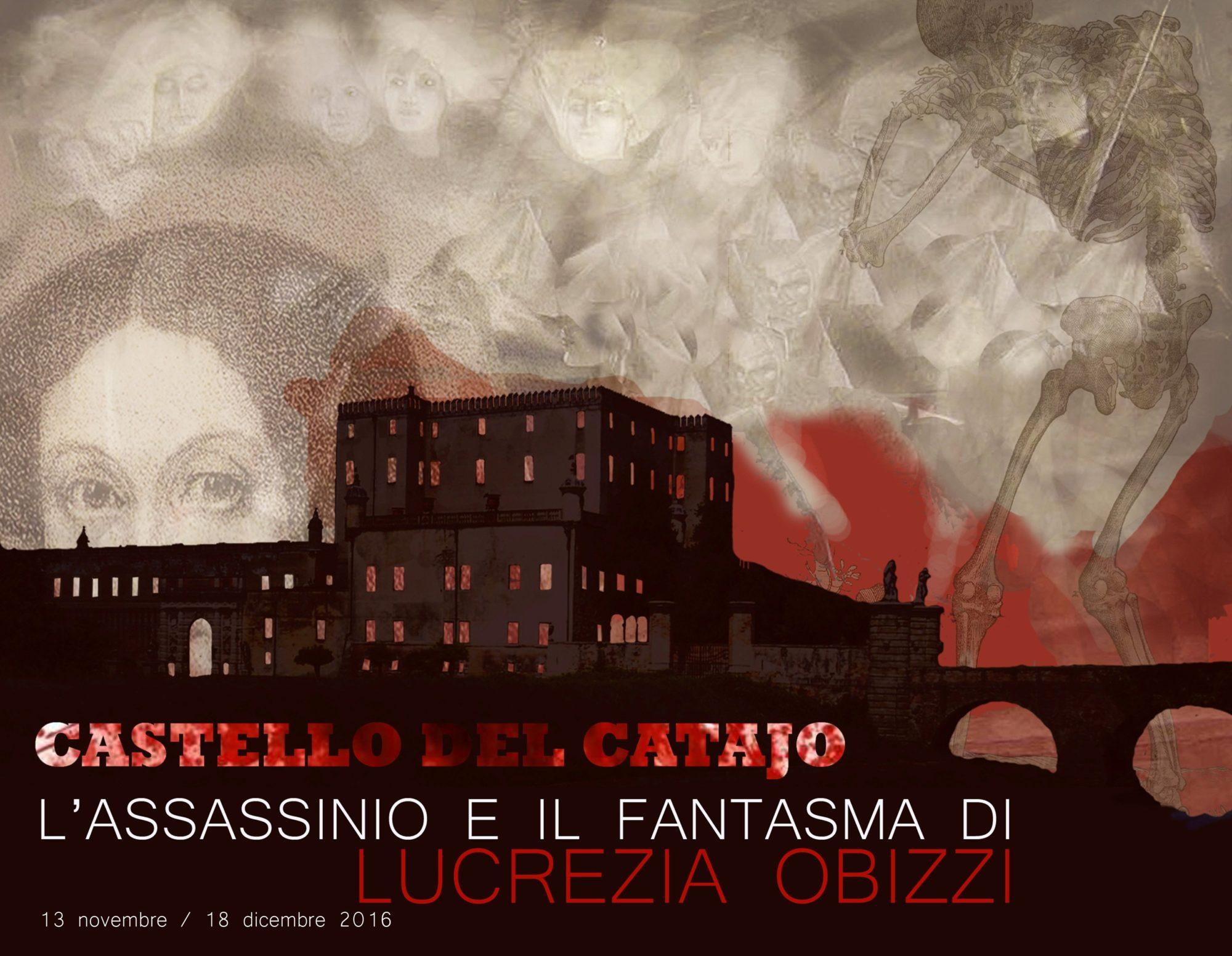 Un mese di mistero al Castello del Catajo: Lucrezia Obizzi, l'assassinio e il fantasma