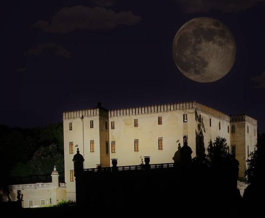 DALLA LUNA AL SETTIMO CIELO – APPUNTAMENTO CON L'ASTRONOMO AL CASTELLO