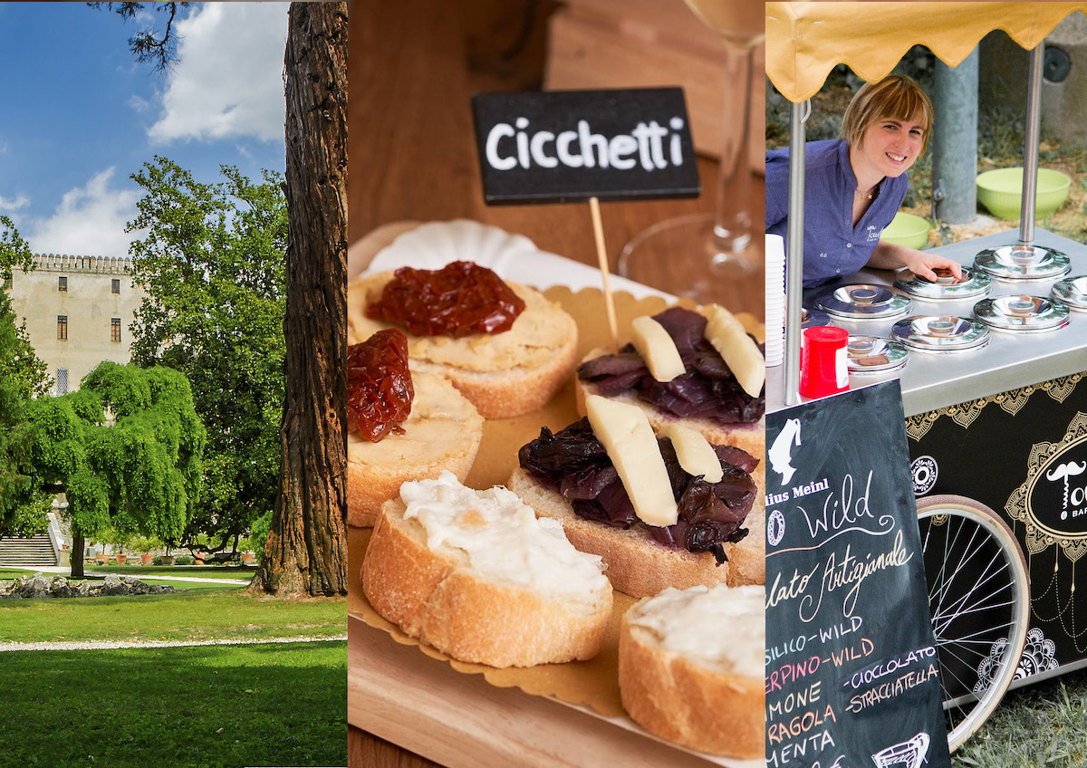 You are currently viewing APERITIVO NEL PARCO: STREET FOOD A SUON DI JAZZ